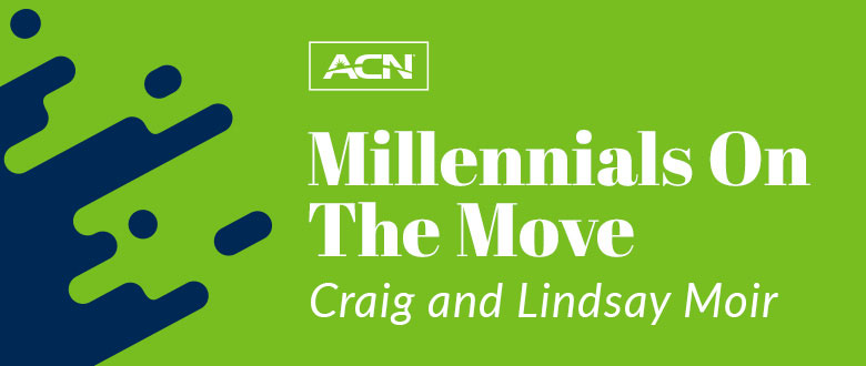 #MillennialsOnTheMove: RVPs Craig and Lindsay Moir